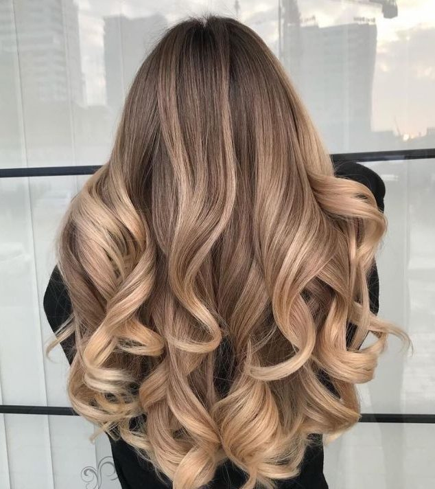 رنگ موی خاص و جذاب