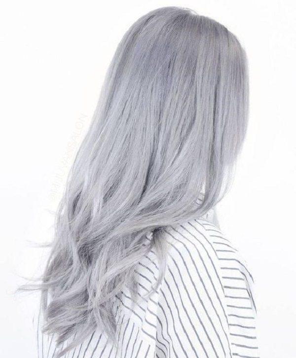 رنگ موی ویژه خانمهای حساس