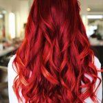 رنگ موی قرمز نشانه چیست؟