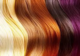 رنگ موی مناسب سن شما